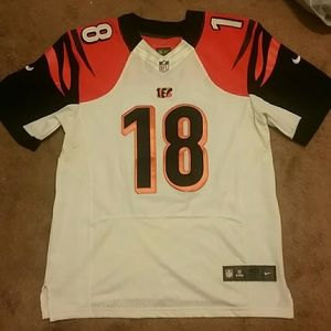 low priced e76e2 6fac1 A J Green authentic stitched NFL jersey